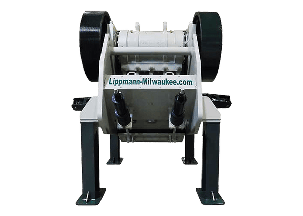 Rock Jaw Crusher - Lippmann J-3055 JAW Crushing Machine - Tricon Mining Equipment Australia