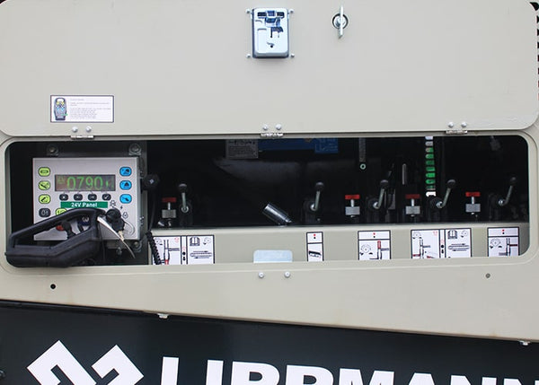 Screener - Lippmann LR-620 Scalping Screener Machine - Tricon Equipment