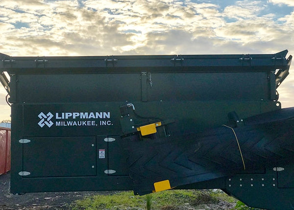 Screener - Lippmann LS-520 3 Deck Screener - Tricon Equipment