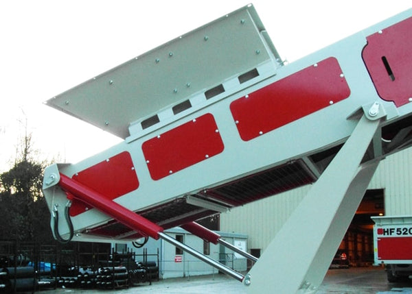 Mobile Conveyors - Telestack TC-431 Mobile Stacker Stockpile Conveyor - Tricon Equipment