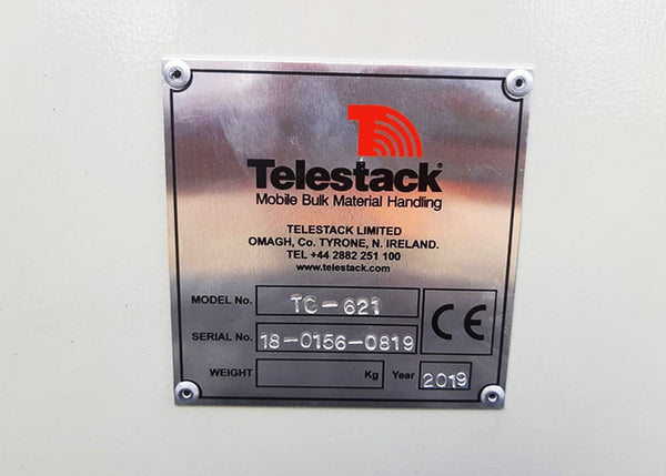 OLD TELESTACK TC-621 - STOCKPILE CONVEYOR