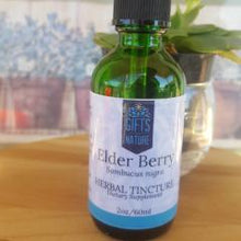 Load image into Gallery viewer, Elder Berry Tincture