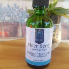 Elder Berry Tincture