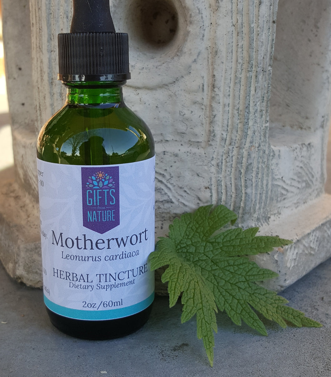Motherwort Herbal Tincture