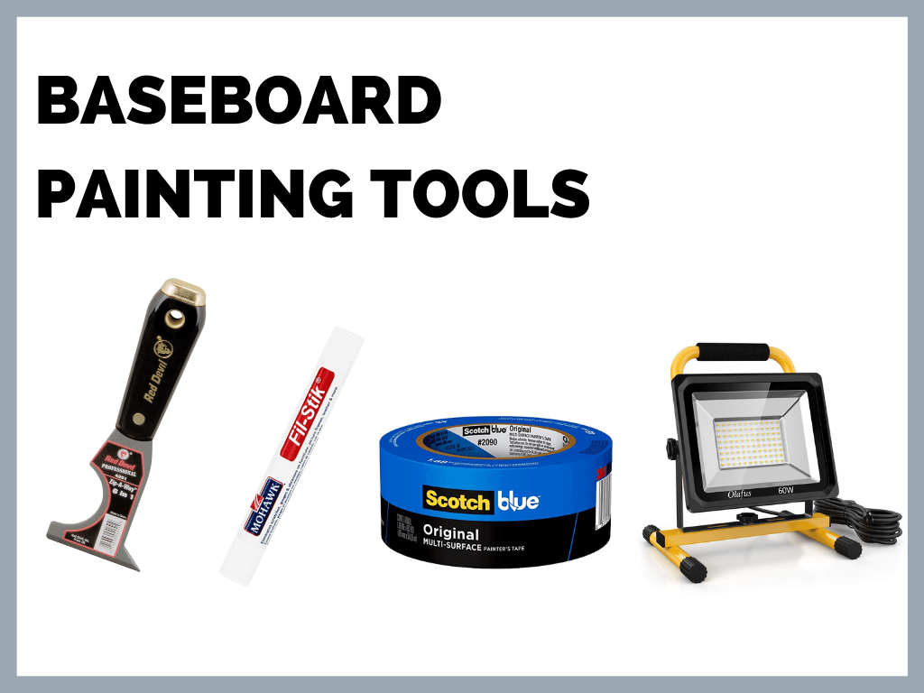 Use These 12 Baseboard Painting Tools for Amazing Results