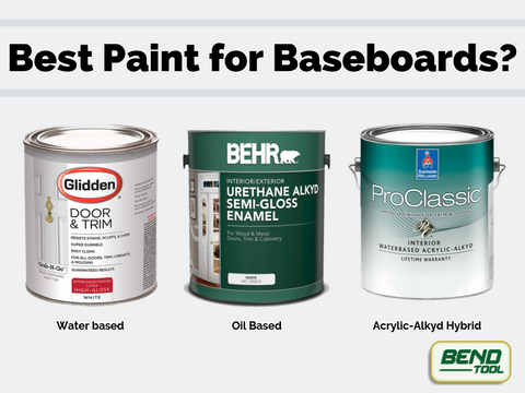 What Kind of Paint Do You Use on Baseboards?