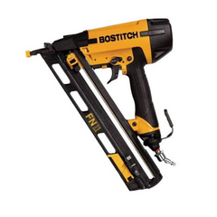 Bend Tool Co. - Tools for Baseboards - Bostitch Finish Nailer