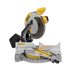 Bend Tool Co. - Tools for Baseboards - DeWalt Compound Miter Saw