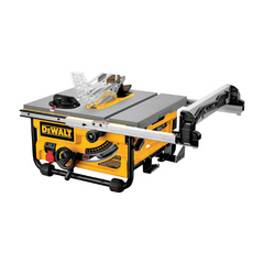 Bend Tool Co - Tools for Baseboards - DeWalt Portable Table Saw