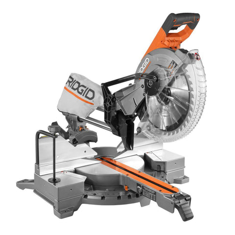 Sliding Compound Mitersaw [Ridgid]