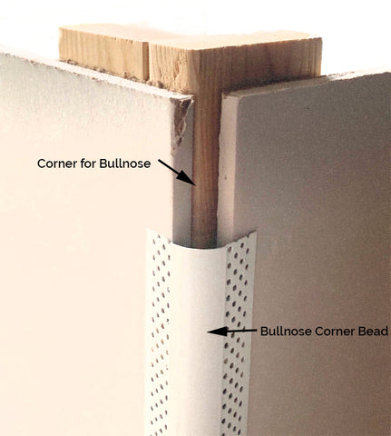 What is a Bullnose Corner? How a Bullnose Corners are installed