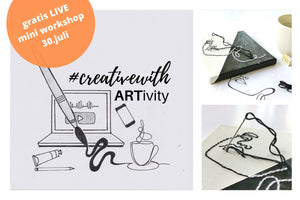 free online workshop ARTivity