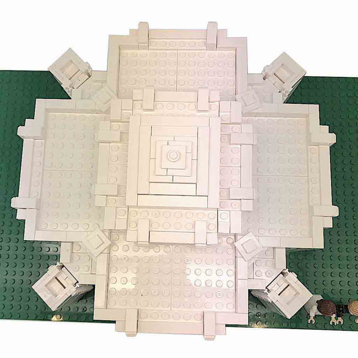 Lego Cardston Temple