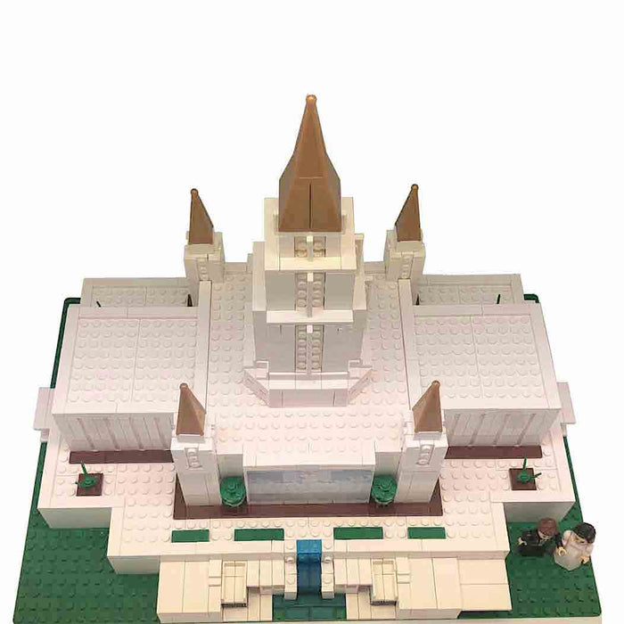 Oakland Temple Brick Set