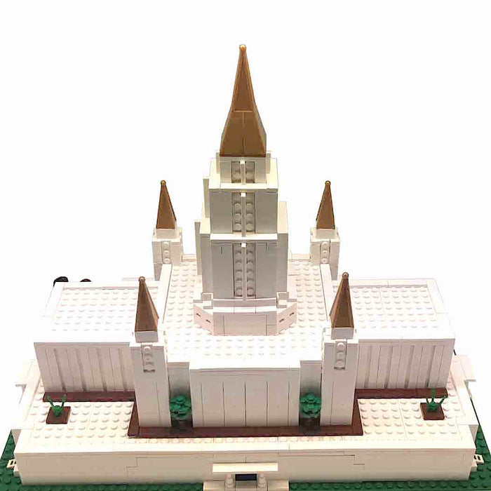 Oakland California Temple Sets