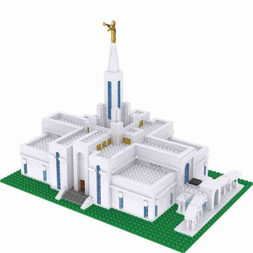 Lego Bountiful Temple