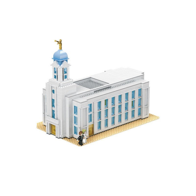Lego Cedar City Temple