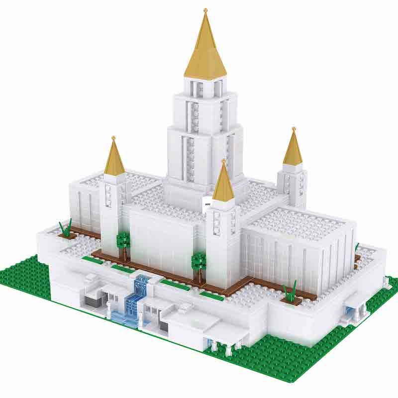Lego Oakland Temple Sets