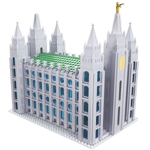 Salt Lake Temple Lego Set