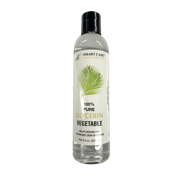 SMART CARE | 100% Pure Vegetable Glycerin 8oz - Hair to Beauty
