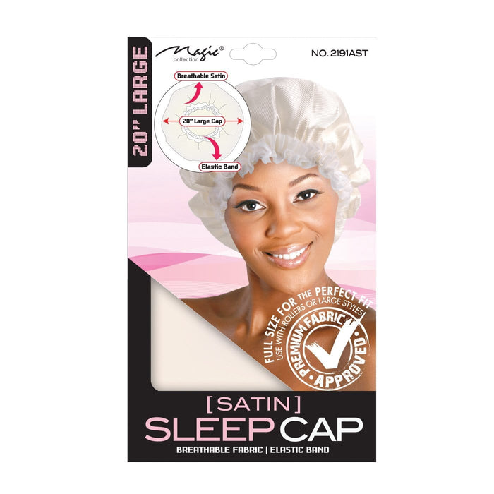 MAGIC | Satin Sleep Cap Assort Large.