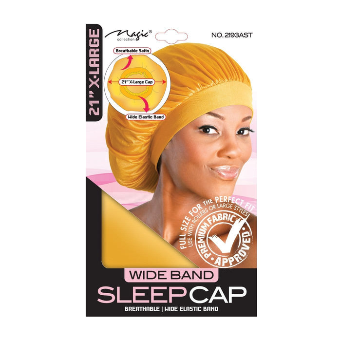 MAGIC | Wide Band Sleep Cap X-Large Assort - Hair to beauty