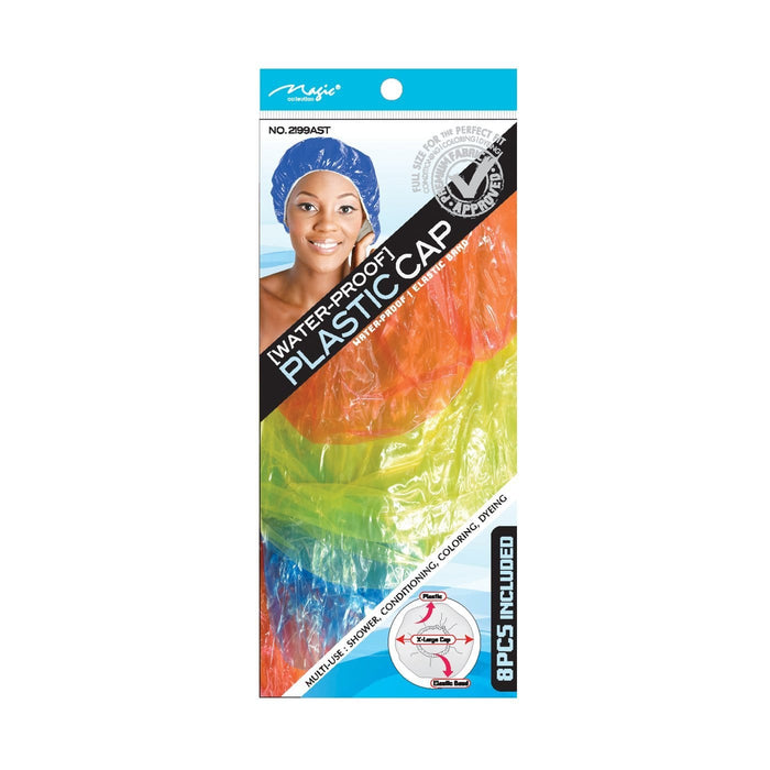 MAGIC | Shower Cap Assort 8pc.