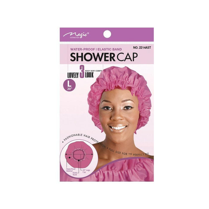 MAGIC | Shower Cap Assort Large.