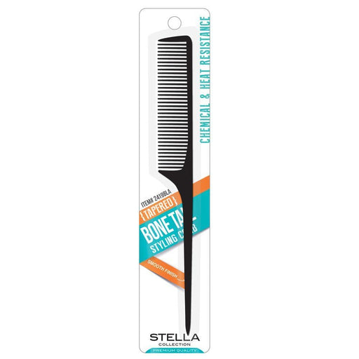 MAGIC | Comb-Styling Bone Tail Comb Black - Hair to beauty