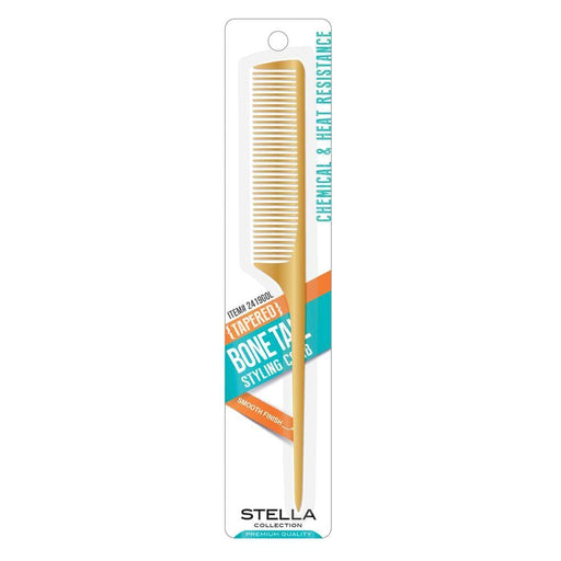 MAGIC | Comb-Styling Bone Tail Comb Gold - Hair to beauty