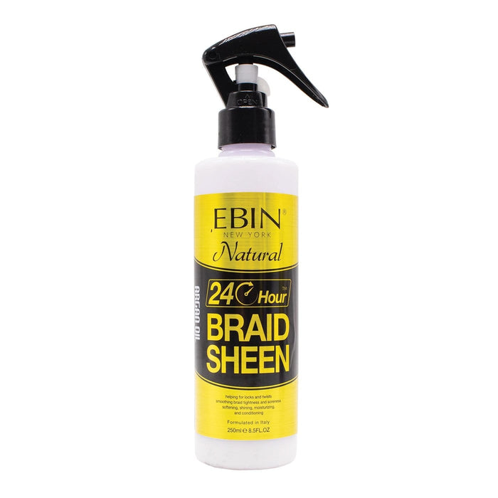 EBIN | 24 Hour Braid Sheen Spray 8.5oz.