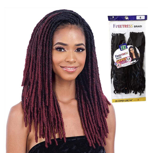 2X GYPSY LOC 14"