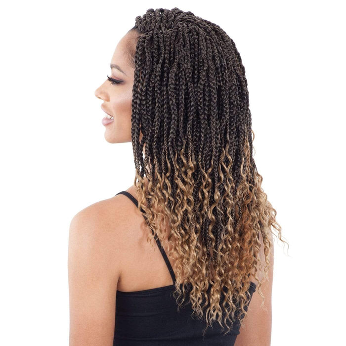 2X HIPPIE BRAID 12"
