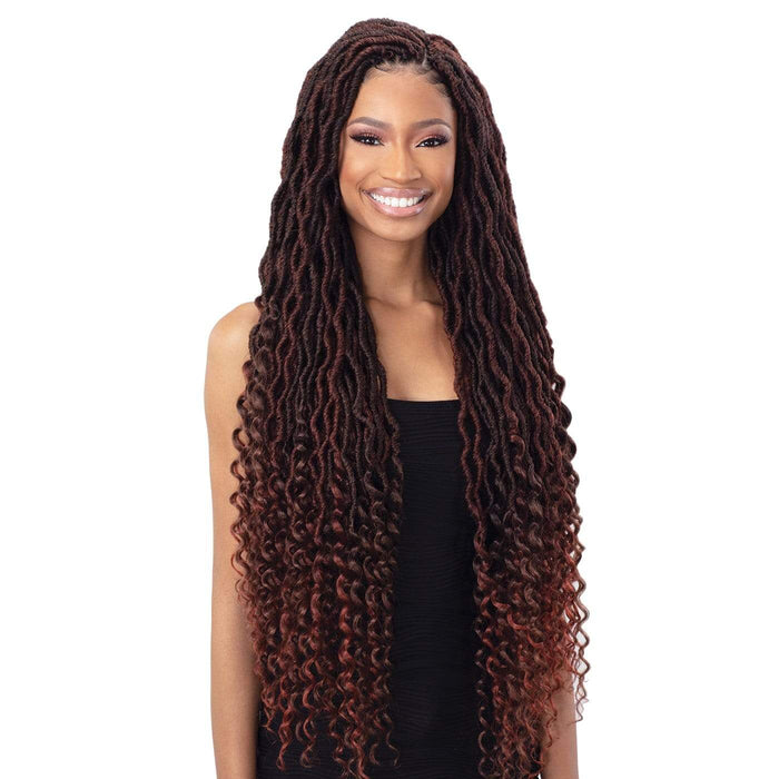 2X HIPPIE LOC 30"