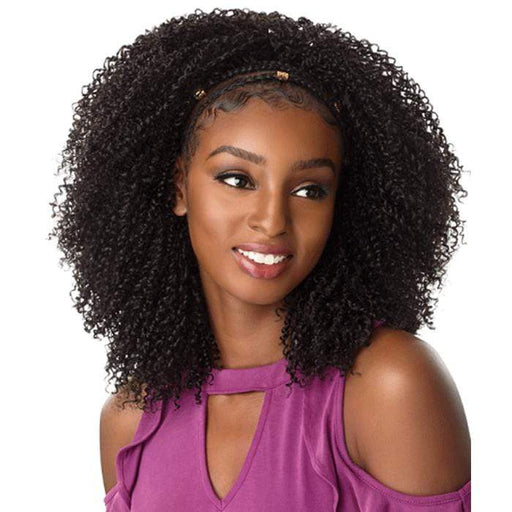 2X KINKY 4B | Sensationnel Lulutress Synthetic Crochet Braid - Hair to Beauty | Color Shown: