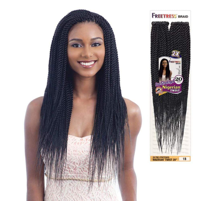2X NIGERIAN TWIST 24"