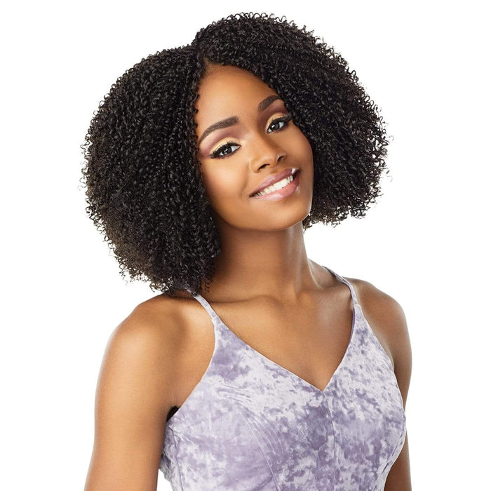 2X WHIRLY 4C | Lulutress Synthetic Crochet Braid - Hair to Beauty | Color Shown : 2