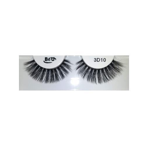 BE U | 3D Faux Mink Eyelashes 3D10.