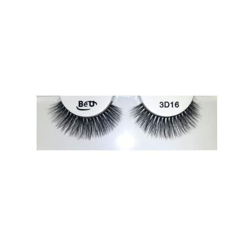 BE U | 3D Faux Mink Eyelashes 3D16.