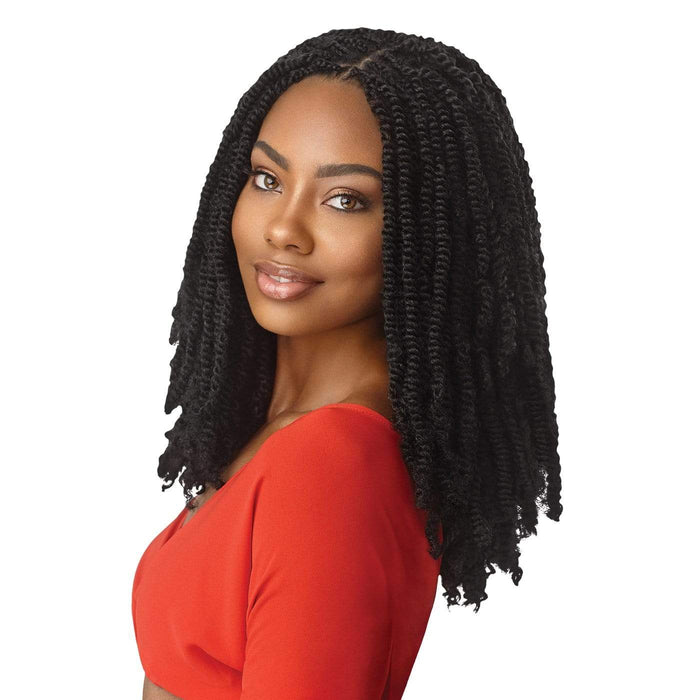 3X SPRINGY AFRO TWIST 16"