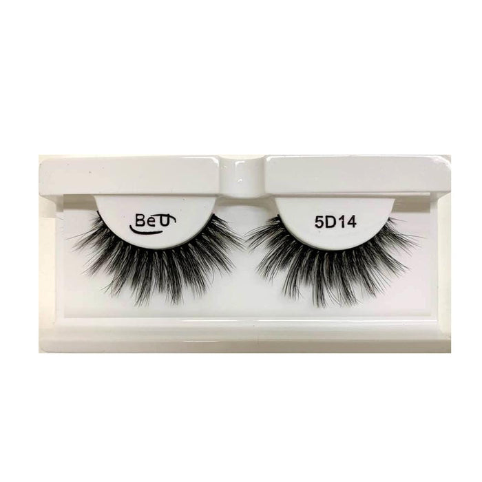 BE U | 5D Faux Mink Eyelashes 5D14.