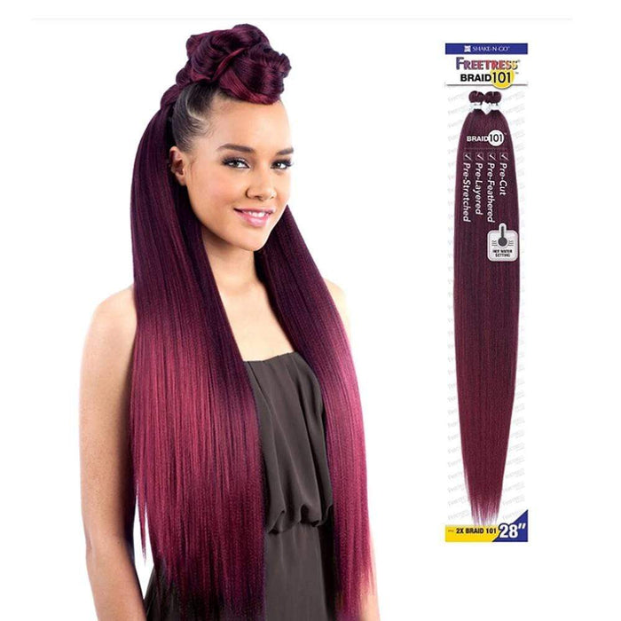 6X BRAID 101 28"