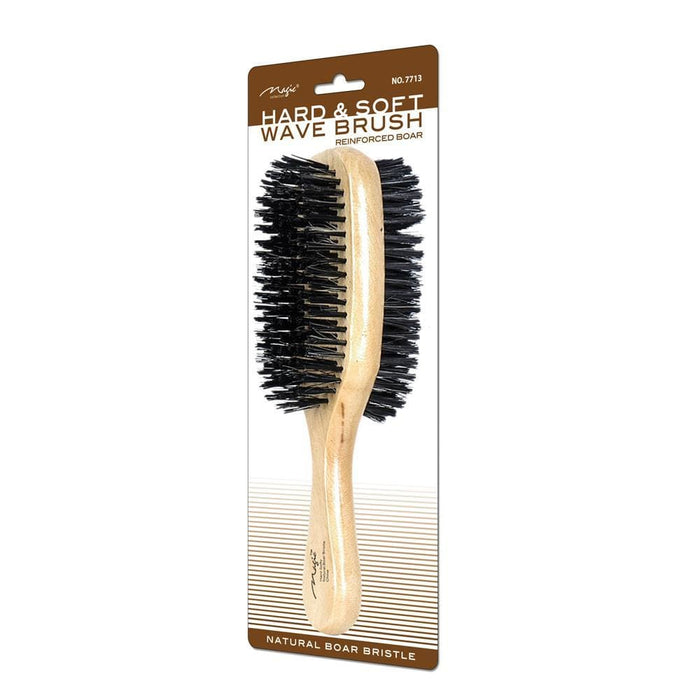 MAGIC | Brush Double Wave Soft & Hard 7713.
