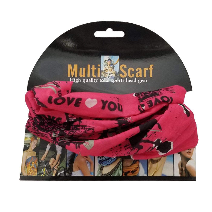 BE U | Multi Scarf - Hair to Beauty