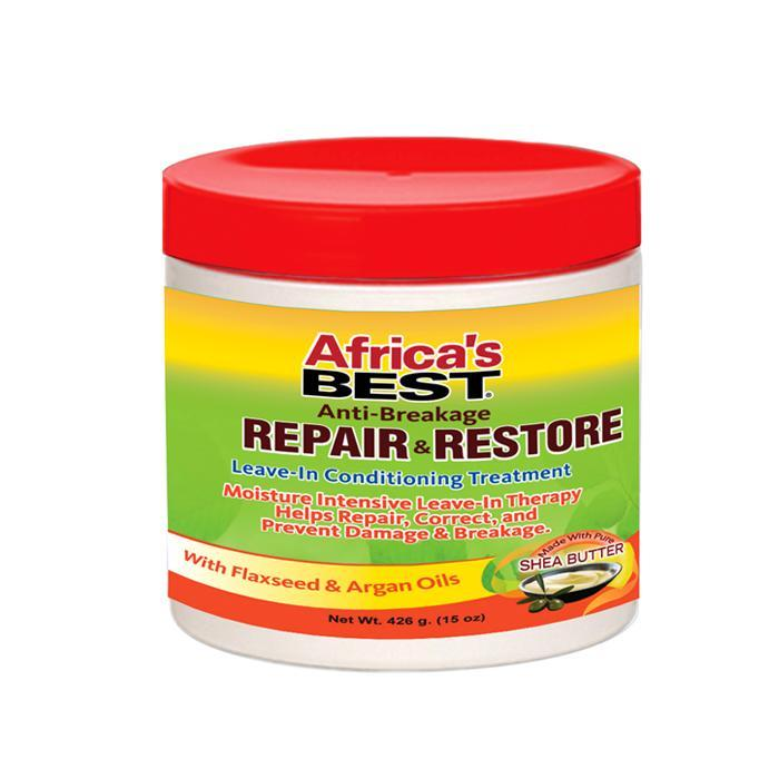 AFRICA'S BEST | Repair & Restore Leave-in Conditioning Treatment 12oz.