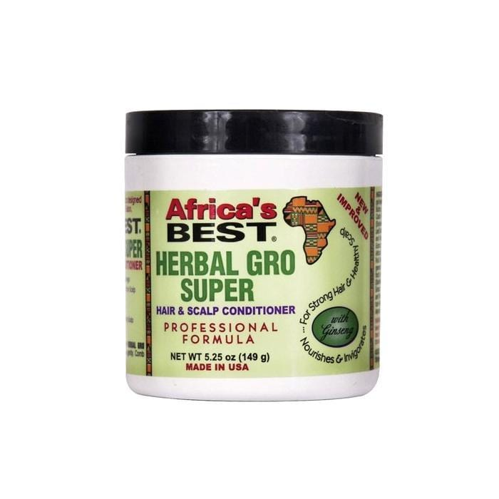 AFRICA'S BEST | Super Gro Herbal 5.25oz.