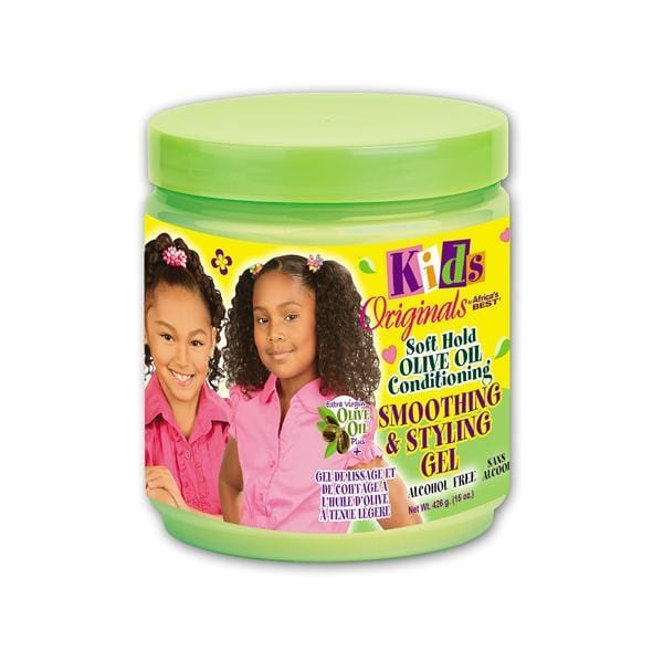 AFRICA'S BEST |  KIDS SMOOTH & STYLING GEL 15OZ - Hair to Beauty