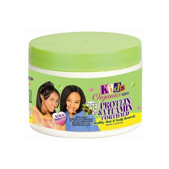 AFRICA'S BEST |  KIDS HAIR & SCALP REMEDY 7.5OZ PROTEIN & VITAMIN - Hair to Beauty