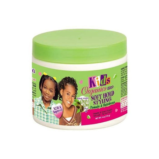AFRICA'S BEST |  KIDS POMADE & HAIRDRESS 4OZ SOFT HOLD - Hair to Beauty