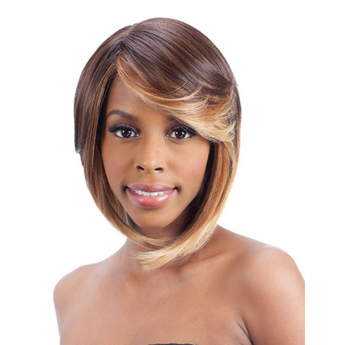 ABREE | Synthetic Wig - Hair to Beauty - Hair to Beauty | Color Shown :  OM27/30/613